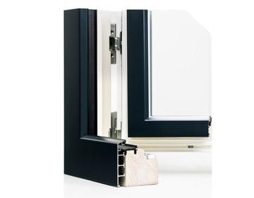 metallfenster. Black Bedroom Furniture Sets. Home Design Ideas